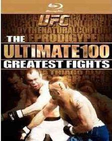 Ufc Ultimate 100 Box Set - (Region A Import Blu-ray Disc)