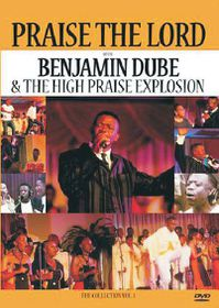 Dube Benjamin Praise The Lord - The Collection - Vol.1 (DVD)