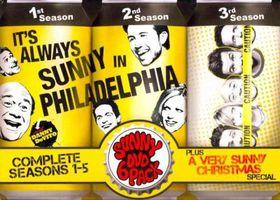 It's Always Sunny in Philadelphia Six - (Region 1 Import DVD)