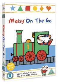 Maisy: Maisy on the Go - (Import DVD)