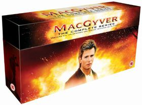 MacGyver: The Complete Series Seasons 1-7 (parallel import)