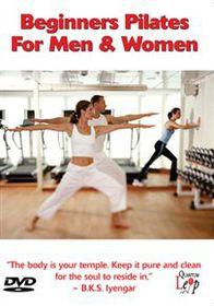 Beginner's Pilates for Men and Women - (Import DVD)