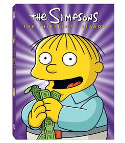 The Simpsons: Complete Season 13 - (parallel import)