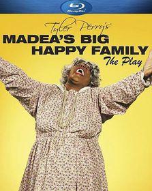 Medea's Big Happy Family (Play) - (Region A Import Blu-ray Disc)