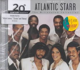 Atlantic Starr - Millennium Collection - Best Of Atlantic Starr (CD)