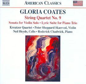 Coates: String Quartet No 9 - String Quartet No.9 (CD)