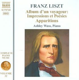 Liszt: Comp Piano Music Vol 32 - Complete Piano Music - Vol.32 (CD)