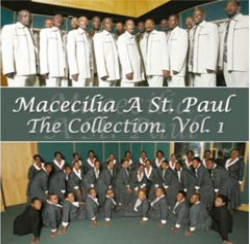 Macecilia A St Paul - The Collection - Vol.1 (CD)