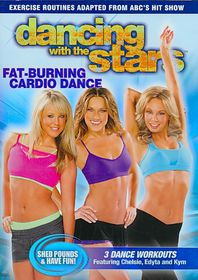 Dancing with the Stars:Fat Burning Ca - (Region 1 Import DVD)