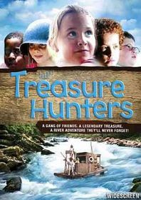 Lil Treasure Hunters - (Region 1 Import DVD)
