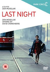 Last Night - (Import DVD)