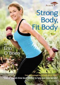 Strong Body Fit Body with Erin O'brie - (Region 1 Import DVD)