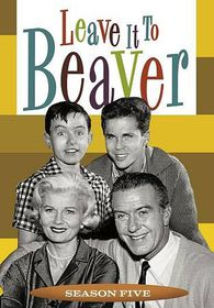 Leave It to Beaver:Complete Season 5 - (Region 1 Import DVD)