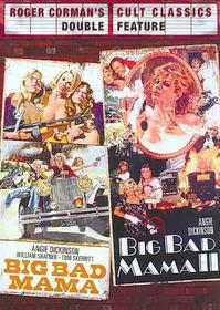 Big Bad Mama/Big Bad Mama II - (Region 1 Import DVD)