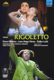 Luisi/damrau/florez/lucic - Rigoletto (DVD)