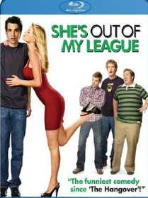 She's Out of My League (2010)(Blu-ray)