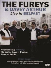Fureys - Live In Concert (CD)