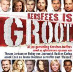 Kersfees Is Groot - Various Artists (CD)