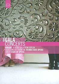 Gala Concerts from Vienna Berlin Dres - (Region 1 Import DVD)