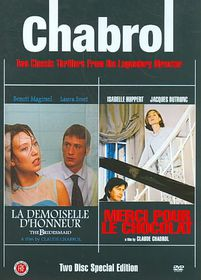 Chabrol:Two Classic Thrillers - (Region 1 Import DVD)