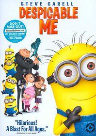 Despicable Me - (Region 1 Import DVD)