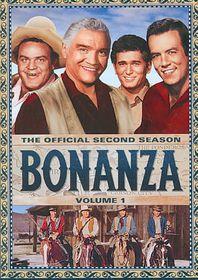 Bonanza:Official Second Season Vol 1 - (Region 1 Import DVD)