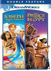 Prince of Egypt/Joseph King of Dreams - (Region 1 Import DVD)