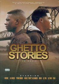 Ghetto Stories:Movie - (Region 1 Import DVD)