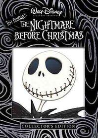 Nightmare Before Christmas - (Region 1 Import DVD)