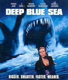 Deep Blue Sea - (Region A Import Blu-ray Disc)