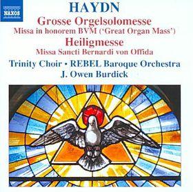 Haydn: Grosser Orgelsolomesse - Grosser Orgelsolomesse (CD)