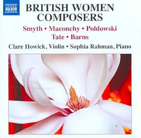 British Women Composers - British Women Composers (CD)