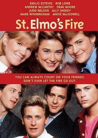 St. Elmo's Fire - (Region 1 Import DVD)