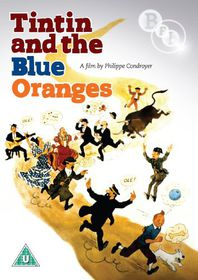Tintin and the Blue Oranges - (Import DVD)
