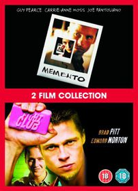 Fight Club / Memento - (Import DVD)
