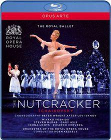 Tchaikovsky - The Nutcracker - (Import Blu-ray Disc)