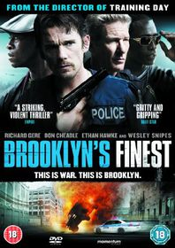 Brooklyn's Finest - (Import DVD)