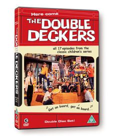 Here Come The Double Deckers - (Import DVD)
