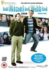 That Mitchell & Webb Look - Series 4 - (Import DVD)