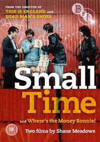 Small Time / Where's the Money Ronnie? - (Import DVD)