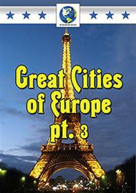 Great Cities Of Europe Vol.3 - (Import DVD)