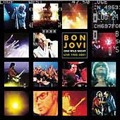 Bon Jovi - One Wild Night Live 1985-2001 (CD)