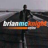 Brian McKnight - Anytime (CD)