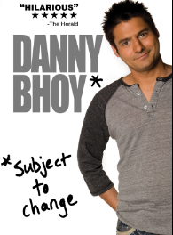 Danny Bhoy - Subject To Change - (Import DVD)