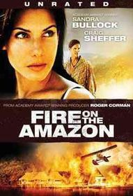 Fire on the Amazon - (Region 1 Import DVD)