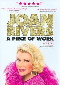 Joan Rivers:Piece of Work - (Region 1 Import DVD)