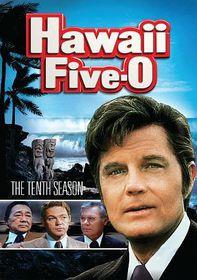 Hawaii Five O:Tenth Season - (Region 1 Import DVD)