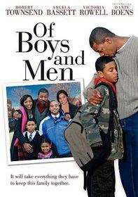 Of Boys and Men - (Region 1 Import DVD)