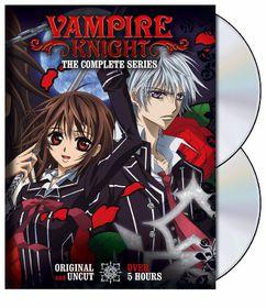 Vampire Knight:Complete Series - (Region 1 Import DVD)
