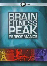 Brain Fitness:Peak Performance - (Region 1 Import DVD)